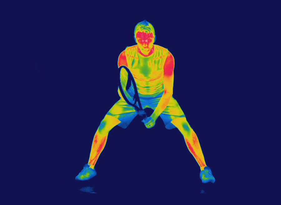 """New JCR paper """"Applications of Infrared Thermography in Sports. A Review"""""""