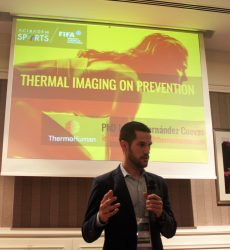 ThermoHuman workshop in Acibadem Sports International Conference on Football Science
