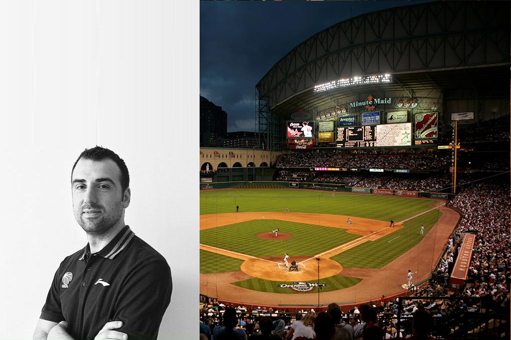 Interview with Jose Fernández   Sport Science Analyst   Houston Astros MLB