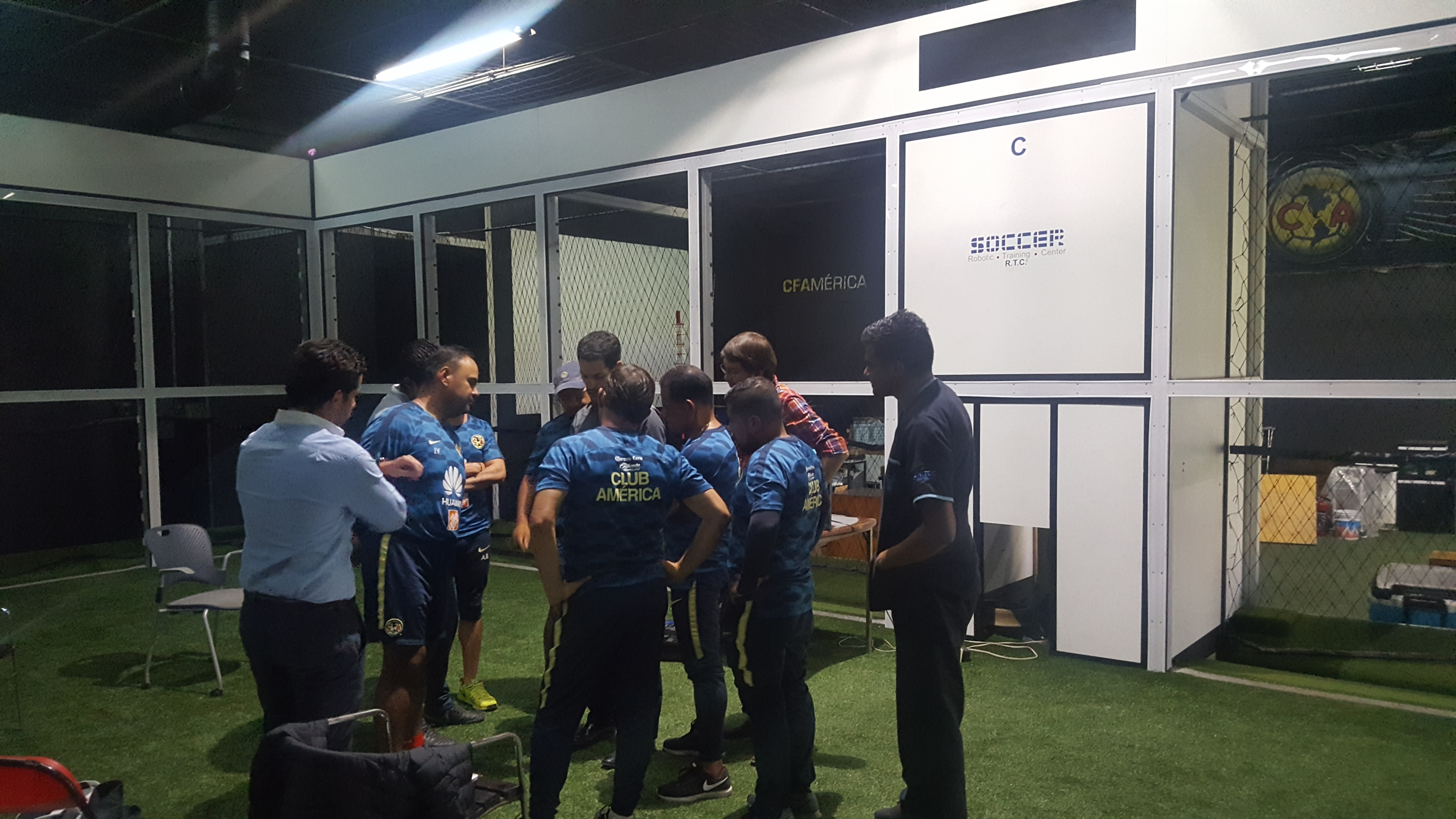 Club America first team in Mexico to use Medical Thermography