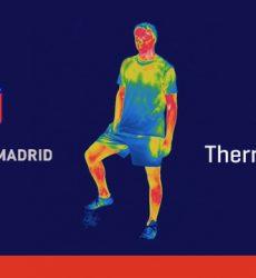 Atlético de Madrid & ThermoHuman – Termografía Infrarroja en La Liga 2018