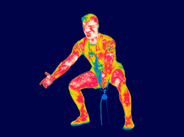 Thermohuman application