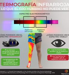 Termografía infrarroja. Lo que el ojo humano no puede ver