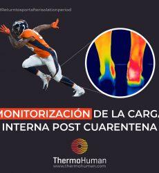 Monitorización de la carga interna después de la cuarentena