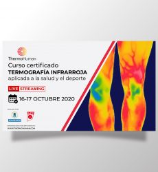Curso grupal certificado ThermoHuman 2020: ¡por primera vez en streaming!