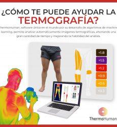 ¿Cómo puede ayudarte la termografía infrarroja?