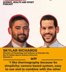 ThermoHuman Podcast 3: Skylar Richards (Director of Physiology and Sciences at Orlando City)
