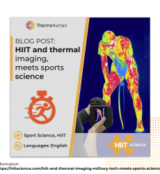 Hiit Science blog posting about thermography