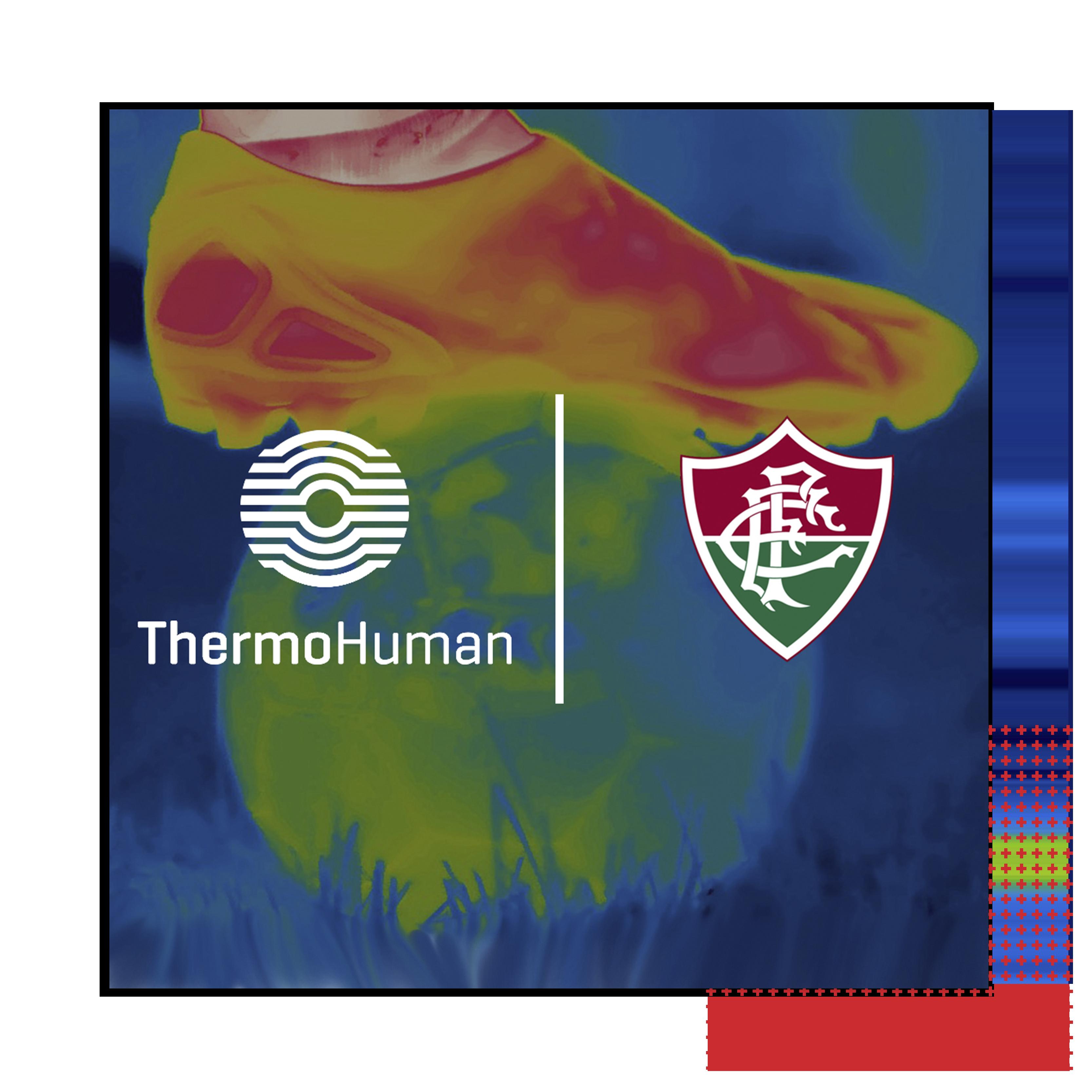 ThermoHuman, official partner of Fluminense FC (Brazil)