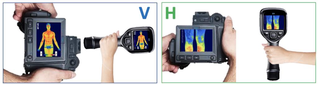 camara termografia errores frecuentes