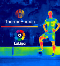 LaLiga and ThermoHuman work together to reduce the injury incidence