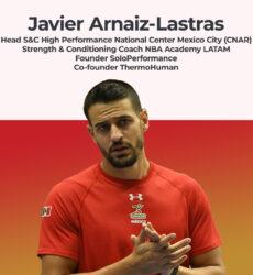 Podcast ThermoHuman nº10: Javier Arnaiz (Entrenador en el CNAR y en NBA-LATAM, México)