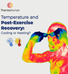 Thermography and post-exercise recovery: Cold or Hot?